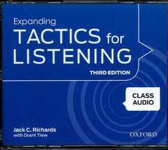 "<font title=""Expanding Tactics for Listening, 3rd Edition (Audio CD:4/ 교재별매)"">Expanding Tactics for Listening, 3rd Edi...</font>"
