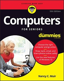 "<font title=""Computers for Seniors for Dummies (Paperback / 5th Ed.)"">Computers for Seniors for Dummies (Paper...</font>"