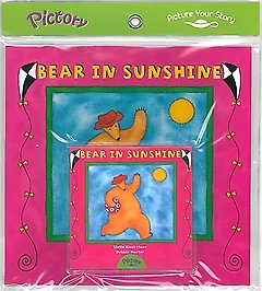 "<font title=""Pictory Set PS-16 Bear in Sunshine (Paperback+Audio CD)"">Pictory Set PS-16 Bear in Sunshine (Pape...</font>"