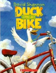 Duck on a Bike (Paperback)