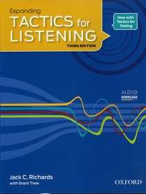 """<font title=""""Expanding Tactics for Listening, 3rd Edition : Student"""