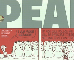 """<font title=""""The Complete Peanuts 1963-1966 (Paperback)"""">The Complete Peanuts 1963-1966 (Paperbac...</font>"""