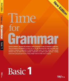 Time for Grammar Basic 1
