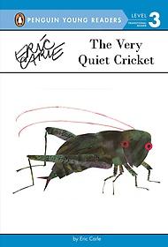 The Very Quiet Cricket (Hardcover)