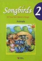Songbirds 2 : Animals (Paperback+CD)