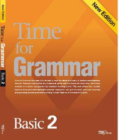 Time for Grammar Basic 2