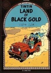 Tintin: Land of Black Gold (Paperback)