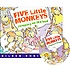 [��ο�]Five Little Monkeys Jumping on the Bed (Paperback+ CD)