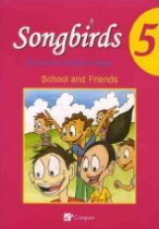 """<font title=""""Songbirds 5 : School and Friends (Paperback+CD)"""">Songbirds 5 : School and Friends (Paperb...</font>"""
