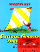 "<font title=""Curious George Flies a Kite (Paperback+ Tape:1)"">Curious George Flies a Kite (Paperback+ ...</font>"