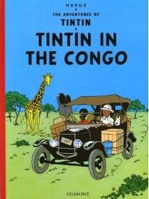 Tintin in the Congo (Hardcover)