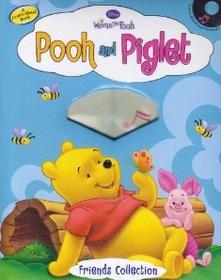 Pooh & piglet (Board Book+CD)