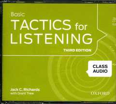 """<font title=""""Basic Tactics for Listening, 3rd Edition (Audio CD:4/ 교재별매)"""">Basic Tactics for Listening, 3rd Edition...</font>"""