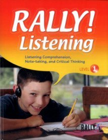RALLY! Listening - Level 1 (Paperback + CD: 1)