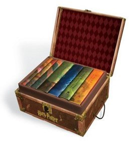 "<font title=""Harry Potter Boxed Set: Books #1-7 (Hardcover:7/ 미국판)"">Harry Potter Boxed Set: Books #1-7 (Hard...</font>"