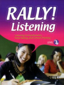RALLY! Listening - Level 3 (Paperback + CD: 1)
