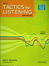 """<font title=""""Basic Tactics for Listening, 3rd Edition : Student"""