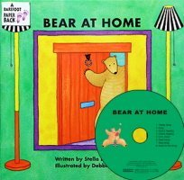 Bear at Home (Paperback+CD:1)