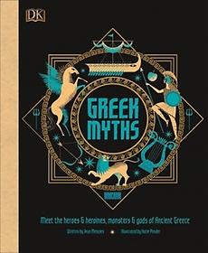 Greek Myths (Hardcover)