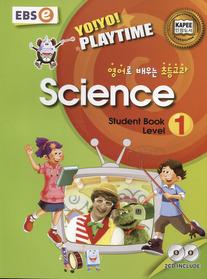 """<font title=""""YO! YO! PLAYTIME Science Level 1 - Student Book"""">YO! YO! PLAYTIME Science Level 1 - Stude...</font>"""