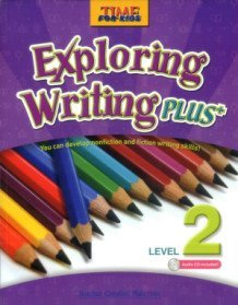 "<font title=""Time for Kids - Exploring Writing Plus Level 2 (Paperback + CD: 1)"">Time for Kids - Exploring Writing Plus L...</font>"