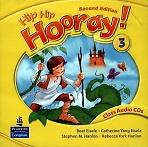 Hip Hip Hooray 3 : Audio CD (2nd Ed.)