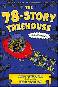 The 78-story Treehouse (Hardcover)