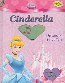 Cinderella (Board Book+CD)
