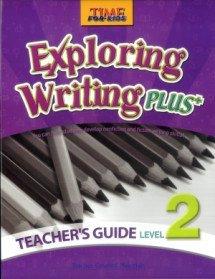 "<font title=""Time for Kids - Exploring Writing Plus Level 2 - Teacher"