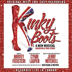 Kinky Boots(킹키 부츠) Original West End Cast Recording O.S.T