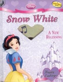 Snow white (Board Book+CD)