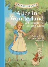 "<font title=""Alice in Wonderland & Through the Looking Glass (Hardcover)"">Alice in Wonderland & Through the Lookin...</font>"