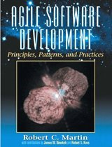 "<font title=""Agile Software Development, Principles, Patterns, and Practices (Hardcover)"">Agile Software Development, Principles, ...</font>"
