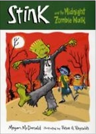 """<font title=""""Stink #7 : Stink and the Midnight Zombie Walk (Paperback)"""">Stink #7 : Stink and the Midnight Zombie...</font>"""
