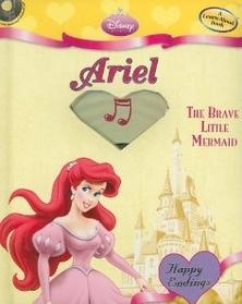 Ariel (Board Book+CD)