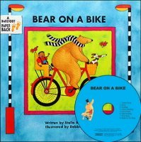 Bear on a Bike (Paperback+CD:1)