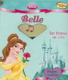 Belle (Board Book+CD)