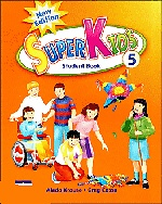 """<font title=""""Superkids Level 5 - Student Book (New Edtion) """">Superkids Level 5 - Student Book (New Ed...</font>"""
