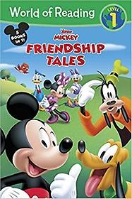 """<font title=""""World of Reading Disney Junior Mickey: Friendship Tales (Paperback)"""">World of Reading Disney Junior Mickey: F...</font>"""