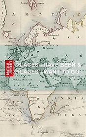 """<font title=""""Places I Have Been & Places I Want to Go (Paperback)"""">Places I Have Been & Places I Want to Go...</font>"""