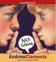 "<font title=""No Talking (Audio CD/ Unabridged Edition/ 도서별매)"">No Talking (Audio CD/ Unabridged Edition...</font>"