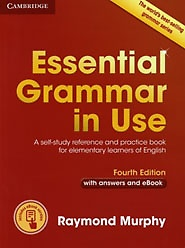 """<font title=""""Essential Grammar in Use with Answers and Interactive eBook (Paperback/ 4th Ed.)"""">Essential Grammar in Use with Answers an...</font>"""