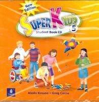 "<font title=""SuperKids Level 5 - Audio CD (New Edition/ 교재 별매)"">SuperKids Level 5 - Audio CD (New Editio...</font>"