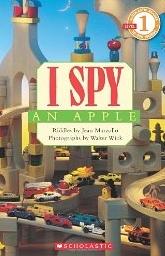 "<font title=""I Spy an Apple : Scholastic Reader Level 1 (Paperback)"">I Spy an Apple : Scholastic Reader Level...</font>"