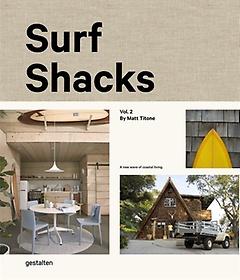 Surf Shacks Volume 2 (Hardcover)