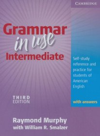 Grammar in Use Intermediate with Answers (Paperback/ 3rd Edition)
