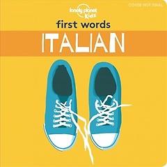 First Words - Italian 1 [Board Book]
