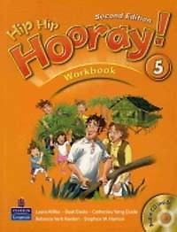 """<font title=""""Hip Hip Hooray 5 : Workbook (Paperback+ CD/ 2nd Ed.)"""">Hip Hip Hooray 5 : Workbook (Paperback+ ...</font>"""