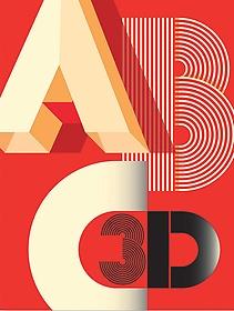 ABC3D (팝업북)