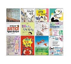 제12회 한국어능력시험 선정도서 3급(5~6학년) 패키지(전12권)